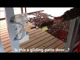 home depot patio door