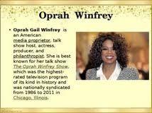 oprah winfrey essay custom color tissue paper student room oprah winfrey essay