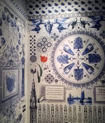 Delft Blue Holland Wallpaper Delft Blue Wallpaper Amsterdam