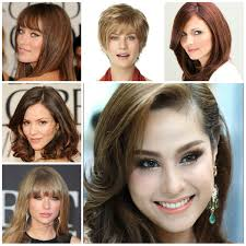 find the suitable hairstyle for you hairstyles for all face shapes 2017