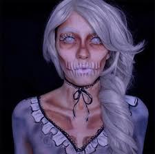 creative halloween makeup ideas mars alien halloween makeup