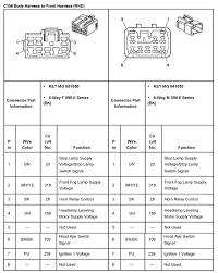 chevrolet kalos wiring diagram chevrolet wiring diagrams online 2005 aveo master connector list and diagrams