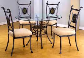 breathtaking round glass kitchen table 2 surprising beautiful dining and chairs home furniture ideas room calm set 6 uk 90cm four black 60 36 top small