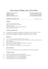 Free Scholarship Resume Template Best Of Resume In Canadian Format