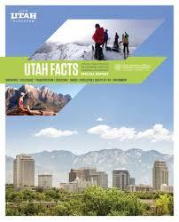 University Of Utah Index Score Chart Utah Facts 2015 By Utah Governors Office Of Economic