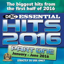 Charts Hits 2016 Essential Hits 2016 Part 1 Mid Year Chart Music Dj Cd