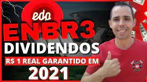 ENBR3 | ENERGIAS DO BRASIL 2021 VALE A PENA? AÇÃO COM SUPER DIVIDENDO E  CRESCIMENTO - YouTube
