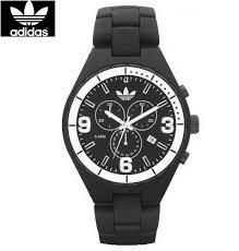 starmart rakuten global market hard rare adidas adh2600 hard rare adidas adh2600 cambridge chronograph men watch clock watch white amp black adidas cambridge