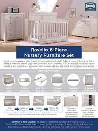 baby girl nursery furniture. Amazon Baby Nursery Furniture Set White Antique Cot Ttw Bring Timeless  Style Your With The Ravello Baby Girl Nursery Furniture