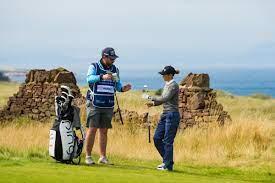 Ladies Scottish Open: Tie at the top of ...