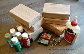 Easy Things To Make Serendipity Refined Blog How To Make Easy Wooden Christmas