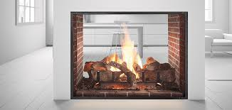 heat n glo u2013 escape seethrough gas fireplace thousandoaksfiresideanddesign see through gas fireplace p84