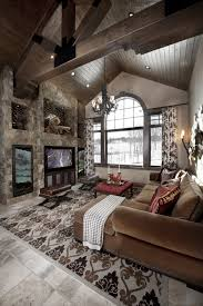 One Room Living Design Cozy Living Room Living Rooms And Dens Pinterest Cabin