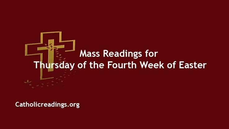 Catholic Thursday 29th April 2021 Online Daily Mass Reading