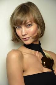 Picture Of Bob Hair Style model karlie kloss cried over bob haircuthairstyle british vogue 1724 by stevesalt.us