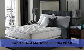 top 10 best mattress in india for back pain 2018 s