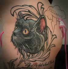 Tetování Cat Tetování Tattoo