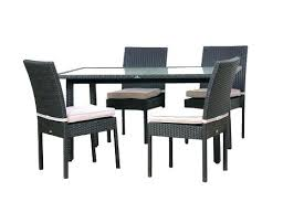 outdoor dining table for outdoor dining set glass table and four round outdoor dining table outdoor