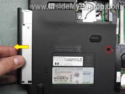 how to disassemble compaq presario cq50 cq60 cq70 inside my laptop step 5