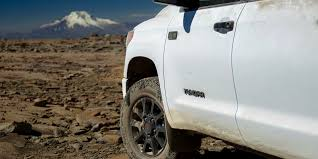 2016 Toyota Tundra TRD Pro : Review
