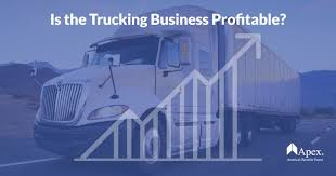 Is the Trucking Business Profitable? | Apex Capital Blog
