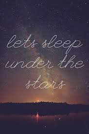 Preferably With A Roof Between Us And Those Stars You Have Enough Simple Love Under The Stars Quotes
