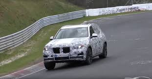 Coupe Series 04 bmw x5 : Video: 2019 BMW X5 Tests V8 Engine on the Nurburgring - http://www ...