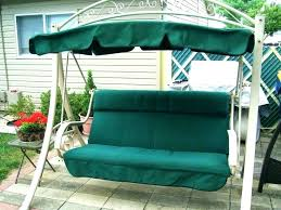 outdoor swing replacement seat cushions