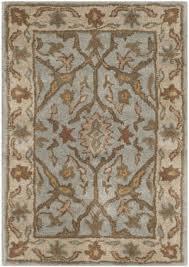 safavieh heritage hg937a light blue ivory area rug