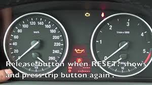 Mitsubishi Lancer Reset Service Light How To Reset The 2006 2011 Bmw Maintenance Light Oil Brake