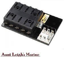 fuse panel seachoice 10 gang ato atc fuse block panel brass ground buss bus bar 13311