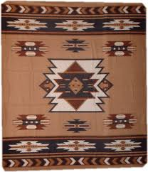 Santa Fe Throw Blanket