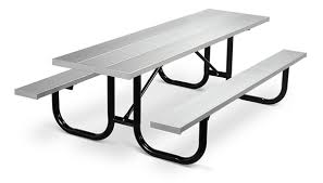 aluminum picnic tables. Aluminum Picnic Tables (Anodized Aluminum) I