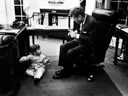 john f kennedy oval office. JFK Jr With His Father In The Oval Office John F Kennedy
