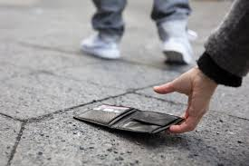 Travel When Lost Or What Is Wallet Stolen To On Do