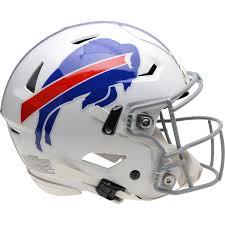Riddell Buffalo Bills Revolution Speed Flex Authentic Football Helmet