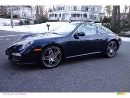 2010 Dark Blue Metallic Porsche 911 Targa 4S #88891784 | GTCarLot ...