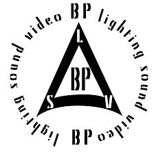 Bp Sound And Lighting Bp Lighting Sound Video Bpls V Logo Png