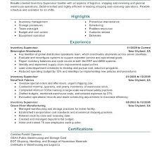 Sample Warehouse Management Resume Sample Warehouse Lead Resume Warehouse Supervisor Resume Warehouse