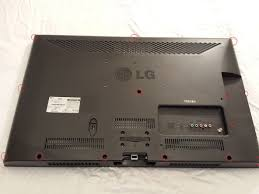 lg tv base stand replacement. lay the tv face down on a soft surface lg tv base stand replacement