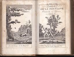 jean de la fontaine fables Fables de la fontaine by Jean de la Fontaine: Bon Couverture rigide (1811)  Édition illustrée.   Bouquinerie Le Fouineur