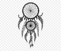 Native Dream Catchers Drawings New Dreamcatcher Drawing Sketch Dream Catcher PNG Photos Png Download