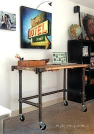 make a standing desk standing desk balance board kickstarter