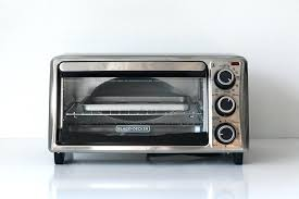 chefman toaster oven 4 slice natural convection