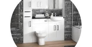 modern bathroom furniture. Fitted Bathroom Furniture Modern