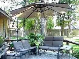 solar offset umbrella rectangular patio cover large size of umbrellas with mosquito extra 11 ft lig