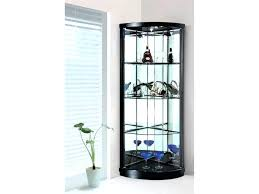 curio cabinets with glass doors large size of metal curio cabinets for with glass doors unforgettable white curio cabinet glass doors