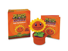 Buy Plants Vs Zombies Light Up Sunflower By Running Press