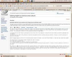 Wikipedia Create File How To Create A Wikipedia Article Right To Science