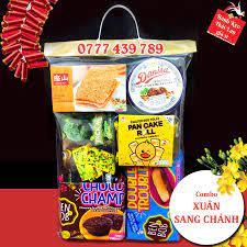 Bánh Kẹo Thái Lan Giá Sỉ